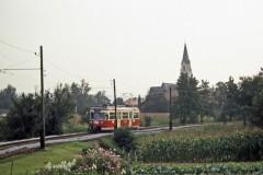 Linzer Lokahlbahn ex KBE  4 Sept. 1987