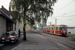 5 Sept. 1987 Linzer Lokalbahn 22 230 at Peuerbach