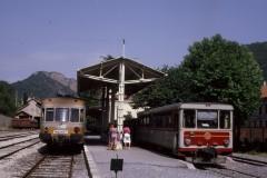 L'Alpazur est une liaison ferroviaire, créée à la fin des années 1950, dans le but de relier Genève à Nice, via le réseau Société nationale des chemins de fer français (SNCF) et la ligne Digne - Nice des chemins de fer de Provence. Malgré l'itinéraire tourmenté, un gain de temps considérable était réalisé grâce à la suppression des arrêts intermédiaires.