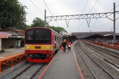 stasiun Jakarta Kota 6-10-2014