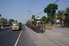 Some remaining lori along the Sl Yogyakarta - Solo 14 Oct 2014