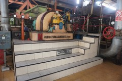 Steam engine build by Stork in Hengelo 1928 - Pabrik Gula Gondang Baru 14 Oct 2014