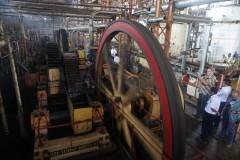 machinefabriek Gebr. Stork & Co, Hengelo 1912  - Pabrik Gula Gondang Baru.  Still going strong after 102 years on 14 Oct 2014