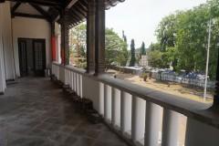 On walking distance to Tegal stasiun 18 Oct 2014 former Hoofdkantoor Semarang Cheribon Stoomtram Maatschappij build in 1913