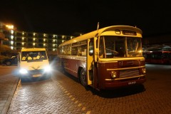 Breda SVA BBA 549 after Veolia farewell tours that day in Breda Friday 12 Dec 2014