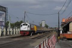 CC 204 0303 arriving at Yogyakarta on 13 Oct 2014