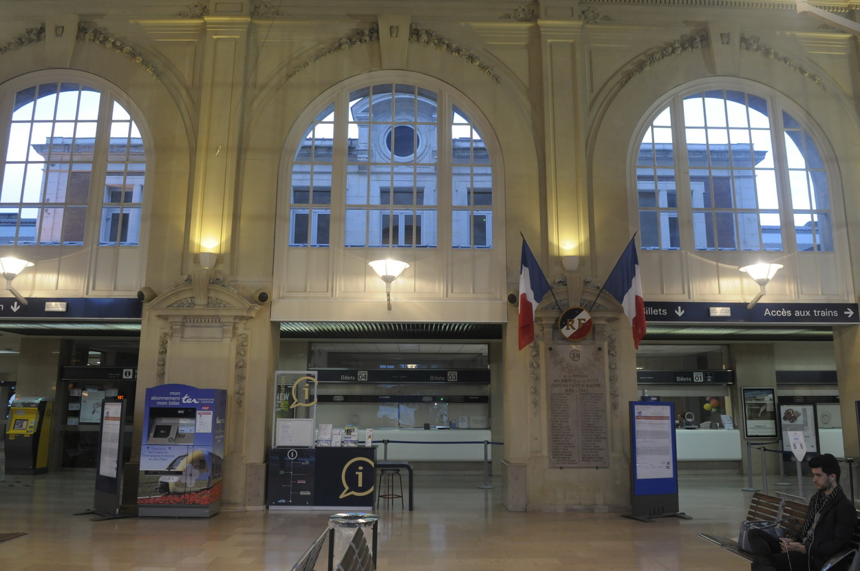 Gare Troyes