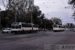 aphv-1175-bucaresti2379-97-en-tram-227-45-in-front-of-depoul-bucarestii-noi-bul-bucarestii-noi-25-9-2003