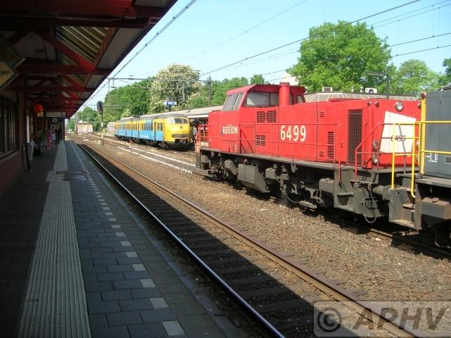 trein ede arnhem