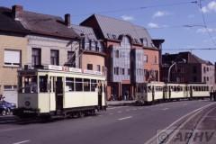 aphv-238-040912-gent-neuseplein--mivg339-en-328-55-70---100-jaar-elec-tram-in-gent