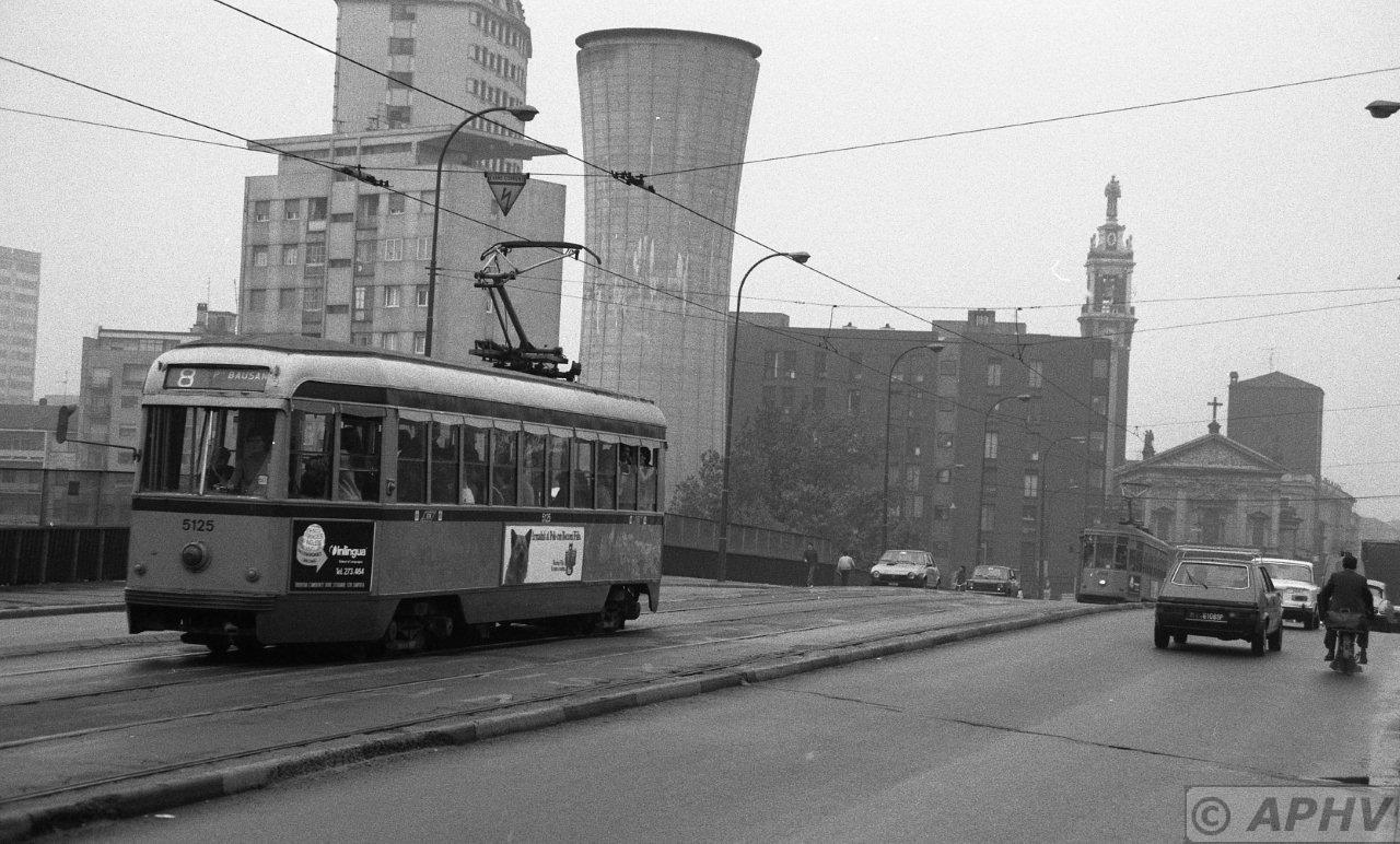 Milano storia dei trasporti pubblici page 222 - Milano porta genova treni ...