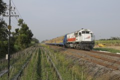 CC 201 7701 with passenger passing near Kediri on 10 Oct 2014
