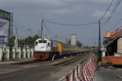 CC 204 0303 arriving at Yogyakarta on 13 Oct 2014