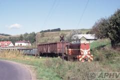 aphv-1320-010920-pkp-lijn119-houten-huis-nabij-hadle-szkalarskie-km29---20-9-2001