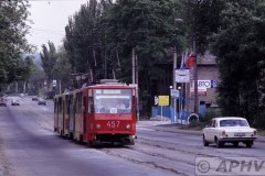 aphv-1683-zaparozhye-457---458-t-3m-lijn-12--naar-shevchenko-9-6-2004