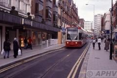 aphv-233-croydon-tramlink-trial-running-george-str-ex-tut-cover-29-9-1999